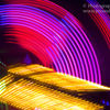 photo - abstract lights taken at a fair